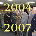 Photo Albums from Old Guard Meetings from 2004 to 2007